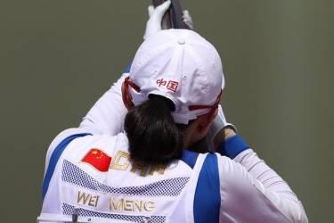 她200发200中击败男人夺奥运冠军,嫁澳洲拒改国籍:只愿听中国国歌