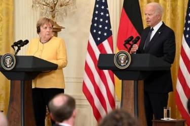 默克尔发现了什么?喊话拜登跟中国合作,美副国务卿正在访华路上