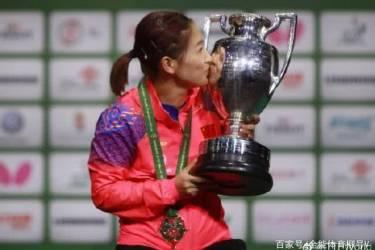 刘诗雯轰11-0夺冠,朱雨玲轰11-0称雄,全国锦标赛又见11-0