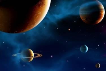 假如地球直径1厘米,那太阳有多大?宇宙会有多大?一起来探索下
