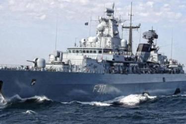 德国军舰欲穿行南海,还想访问上海……