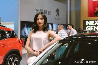 武汉国际车展今日开幕 最美车模都在这组图里