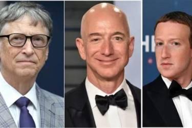 拜登就任以来 美国超级富豪净资产总额飙升1950亿美元