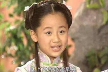 杨紫3岁,11岁,14岁,26岁,你被几岁的她惊艳到了?