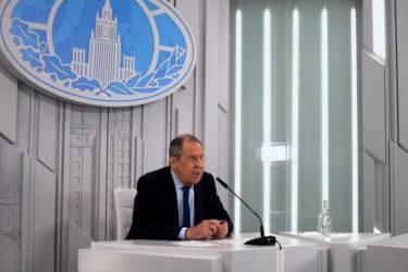 拉夫罗夫:俄罗斯对西方伙伴可靠性失去信心!