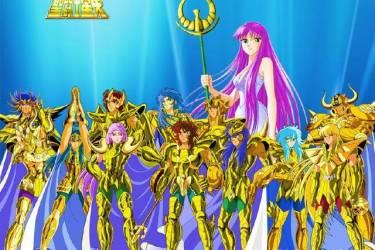 史上最权威《圣斗士》十二黄金圣斗士实力排行