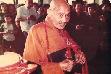 一代高僧,广钦老和尚的忍辱故事